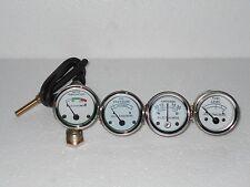 Allis Chalmers WD45 D15 D17 D19 Temp Oil Amp Fuel gauge