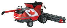 1/64 SPECCAST MASSEY FERGUSON 9565 COMBINE W/ CANADIAN FLAG
