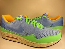 Nike Air Max 1 EM Beaches Of Rio Blitz Blue Poison Green Rare SZ 11 (554718-443)