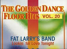 FAT LARRY,S BAND :  LOOKING FOR LOVE TONIGHT - Maxi Single 12 inch