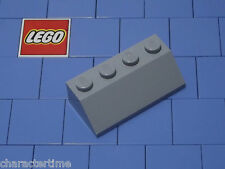 Lego 3037 2x4 Light Bluish Gray 45 Slope X 2 NEW