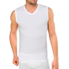 Schiesser Herren Long Life Cotton Tank Top Unterhemd  4 5 6 7 8 Unterwäsche  NEU