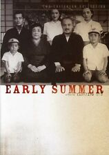 Early Summer [Special Edition] [Criterion Collection] (2004, DVD NEUF)