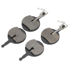 2Pairs MTB Motorbike Cycle Disc Resin Brake Pads Suit For Avid BB5 A#S