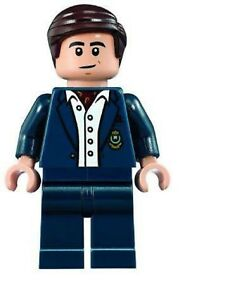 LEGO® Super Heroes Classic TV Series Batman Minifigure Bruce Wayne From 76052