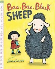 Baa, Baa, Black Sheep by Jane Cabrera and Will Hillenbrand (2016, Picture Book)