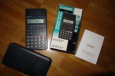 1 Stück Casio FX 82 SX - W Taschenrechner. Alt-Version für AA Batterie (Vx44+K )