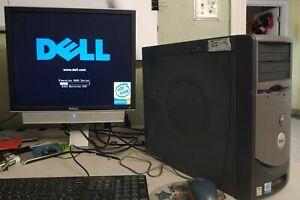 Dell Dimension 4600 - Nvidia 6200 256MB, 80GB HDD, 1.5GB DDR, 2.8GHz P4