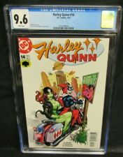 Harley Quinn #14 (2002) Dodson Cover Poison Ivy CGC 9.6 White Pages CW206