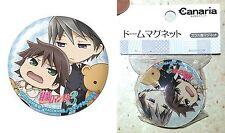 Junjou Romantica 3 Dome Magnet Junjou Romantica Usami & Misaki Yaoi Licensed New