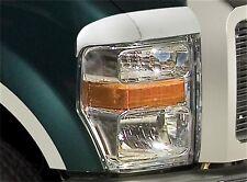 Headlight Bezel Set-Chrome Putco 401262