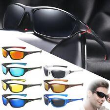 Men's Polarized Sunglasses Outdoor Sports Fishing Driving Riding Glasses Eyewear