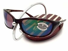 NEW Costa Del Mar HARPOON Tortoise & 580 Green Mirror Glass 580G