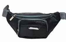 Gürteltasche Bag  Sporttasche Bauch Tasche Schwarz/Grau NEU