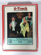 Tony Orlando And Dawn - To Be With You 8-Track Cartridge Sealed ( S 123795 )