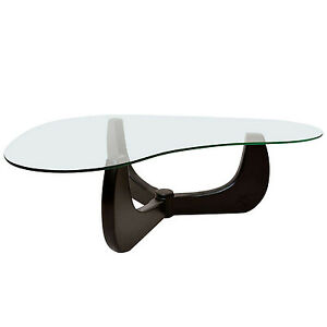 Mid Century Modern Original Coffee Table Base Three Arms Noguchi Style