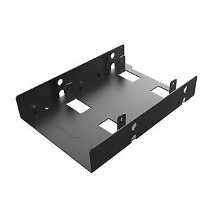 Sabrent BK-HDDF 2.5 Inch to 3.5 Inch Internal Hard Disk Drive Mounting  Kit