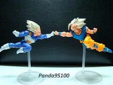 FIGURINE SANGOKU & VEGETA HG 13 DRAGON BALL Z DBZ GASHAPON FIGURE FIGURA BANDAI