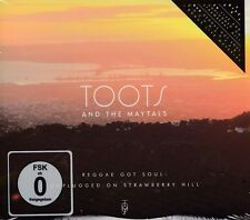 Toots & the Maytals / Unplugged on Strawberry Hill - CD + DVD(NEU! OVP NEW)
