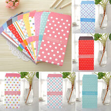 5Pcs/1Pack Colorful Envelope Small Gift Craft Envelopes for Letter Invitations