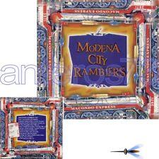 "MODENA CITY RAMBLERS ""MACONDO EXPRESS"" RARO CDsingolo PROMO - MINT"