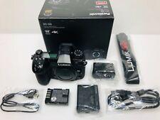 Panasonic - LUMIX G9 Mirrorless 4K Photo Digital Camera (Body Only) - Black