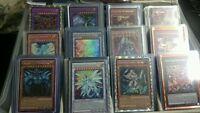 5x Yugioh Cards Mystery Lot Random Pack Super Ultra Secret rare holo foil All NM