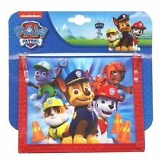 Nick Jr Paw Patrol Kids Bi-Fold Wallet Blue