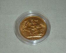 More details for edward vll - full gold  sovereign 1910, 22 carat gold 7.97g