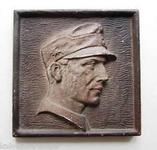 WWII GERMAN wk2 Art Deco Gebirgsjäger Mountaineer Relief Mütze Edelweiss