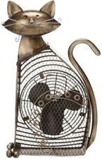 Cat Shaped Electric Fan Large by Deco Breeze - DBF0358