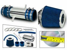 BCP BLUE 92-96 ES300 Camry 3.0L V6 Short Ram Air Intake + Filter