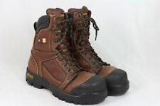 """Dakota 8"""" Mammoth Composite Toe Men's Work Boots, UK 10 / EU 44 / 13172"""