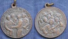 MEDAGLIA PARTIGIANI COMITATO CELEBRAZIONI VENTENNALE RESISTENZA 1945-1965    #2