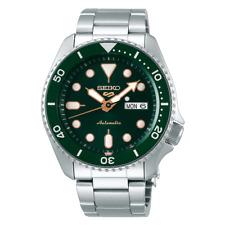 Seiko 5 Sports SRPD63K Automatic Mechanical Men's Watch+Worldwide Warranty*3