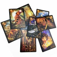 Gilded Reverie Lenormand Oracle Cards Carte de Tarot Divination Fate Board Game