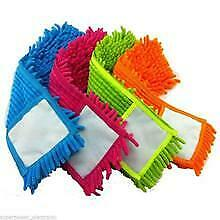 Microfiber Cleaning Mop Cover 41cm x 13cm Assorted Colou