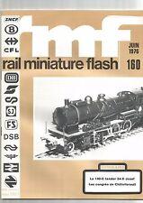 RMF N° 160 la 140-c tender 34-x / diodes /moteur vapeur
