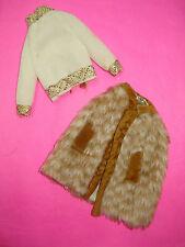 Vtg Barbie SUPERSTAR 70s Doll Clothes Lot SLEEK N CHIC Set 1979 2667