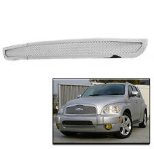 2006-2011 CHEVY HHR FRONT BUMPER MESH GRILLE STAINLESS STEEL CHROME REPLACEMENT