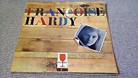 FRANCOISE HARDY S/T 1st PINK PYE DISQUES VOGUE Mono UK SEXY G/F LP 1964 VRL 3000