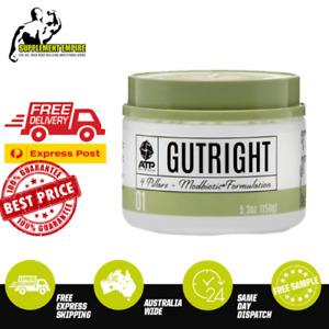 ATP Science GUTRIGHT Supplement Modbiotic Formulation Stomach Gut Health 150g