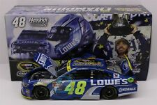 JIMMIE JOHNSON #48 2016 LOWES SPRINT CUP CHAMPION 1/24 SCALE IN STOCK FREE SHIP