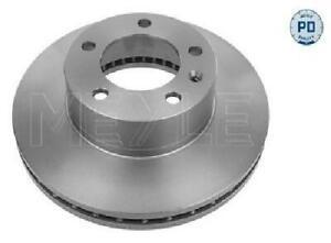 Original MEYLE Brake Disc 615 521 0011/Pd for Nissan Opel Renault