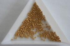 Galvanised Permafinish Starlight Toho Seed Beads. Size 15 1.6mm. 900 beads #2810