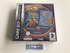 COLUMNS, CHUCHU ROCKET (Pack) pour Game Boy Advance