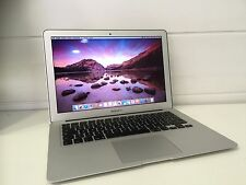 "APPLE MACBOOK AIR 13"" i5 8GB RAM FLASH DRIVE 256GB. AÑO 2014"