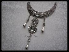Unbranded Flowers Plants Bib Fashion Necklaces & Pendants