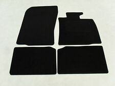 BMW Mini Countryman R60 2010-16 Fully Tailored Deluxe Car Mats in Black. Velcro