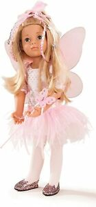 Gotz 1666036 Happy Kidz Marie As Fairy Doll - 50 cm Multi-Jointed Standing-Doll